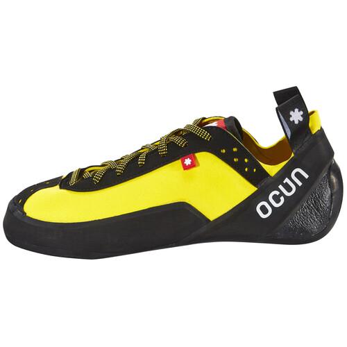 Ocun Crest LU - Chaussures d'escalade - jaune sur campz.fr ! Visite Discount Neuf Sortie D'usine À Vendre Prix Pas Cher De La France Vente Pas Cher 2018 Xzz6Kzq0